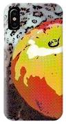 Red And Yellow Apple IPhone Case