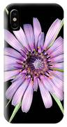 Salsify Flower IPhone Case