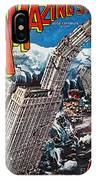 Science Fiction Magazine IPhone Case