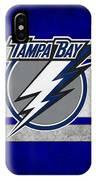 Tampa Bay Lightning IPhone Case