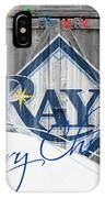 Tampa Bay Rays IPhone Case