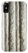 Textile Background IPhone Case