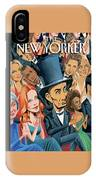 New Yorker February 25th, 2013 IPhone Case