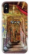 Ura Kidane Meret Monastery, Lake Tana IPhone X Case