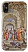 Vatican Art IPhone Case