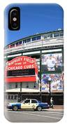 Wrigley Field - Chicago Cubs  IPhone Case