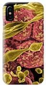 Methicillin-resistant Staphylococcus IPhone Case