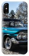 61 Chevrolet Biscayne IPhone Case