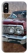 '63 Impala IPhone Case