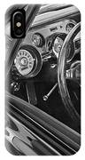 67 Mustang Interior IPhone Case