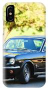 1965 Shelby Prototype Ford Mustang IPhone Case