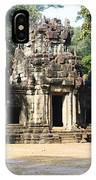 Angkor Thom IPhone Case