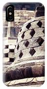 Borobudur Temple IPhone Case