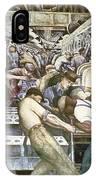 Diego Rivera - Detroit IPhone Case