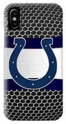 Indianapolis Colts IPhone Case