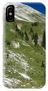 Kindersley Pass IPhone Case