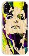 Michael Jackson Painting IPhone Case