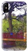 Near Entrance To Hindu Temple Of Mattan IPhone Case