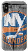 New York Islanders IPhone Case