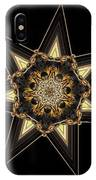 7 Point Star IPhone Case