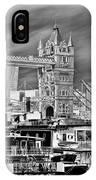 River Thames Art IPhone Case