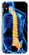 Spine IPhone Case