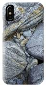 Stones From Verzasca Valley IPhone Case