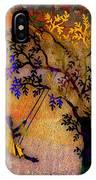 Tree Wall Art IPhone Case