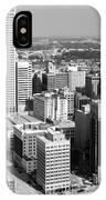 Tulsa Oklahoma Skyline IPhone Case