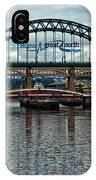 Tyne Bridge IPhone Case