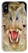 Tyrannosaurus Rex Model IPhone X Case