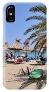 Vai Beach IPhone Case