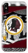 Washington Redskins IPhone Case
