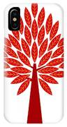 Art Tree Silhouette IPhone Case