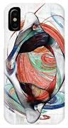 Atlas Anatomy Art IPhone Case