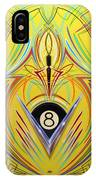8 Ball Fever IPhone Case