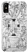 Canute I (c995-1035) IPhone Case