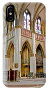 Cathedral Of St. Helena IPhone Case
