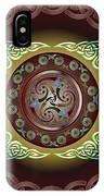 Celtic Pattern IPhone Case