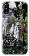 Iguazu Falls - South America IPhone Case