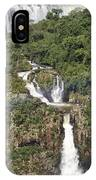 Iquazu Falls - South America IPhone Case