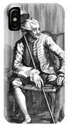 John Wilkes (1727-1797) IPhone Case