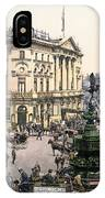 London Piccadilly Circus IPhone Case