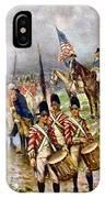 Saratoga: Surrender, 1777 IPhone Case