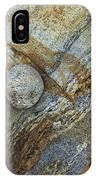 Stones From Verzasca Valley IPhone Case