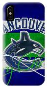 Vancouver Canucks IPhone Case