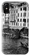 Venetian Cityscape IPhone Case