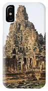 Angkor Thom IPhone Case
