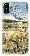 Battle Of Lexington, 1775 IPhone Case