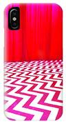 Black Lodge IPhone Case